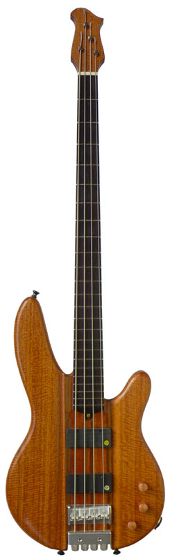 David King 4 string Ryder bass